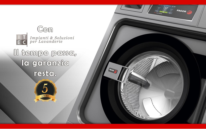 Itec Impianti e soluzioni per lavanderia chiavi in mano